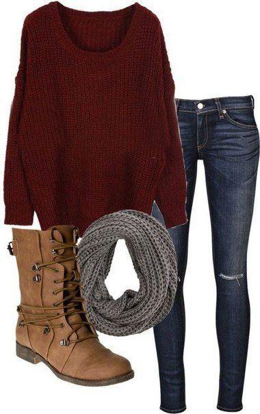 outfit frambuesa