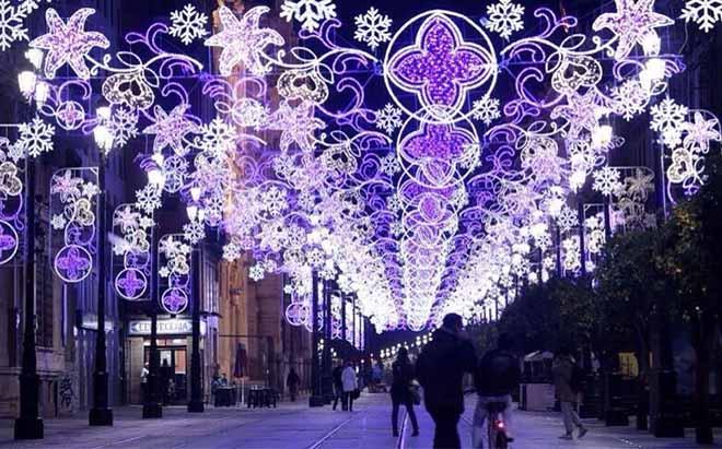 las 5 ciudades iluminadas m s bonitas de esta navidad