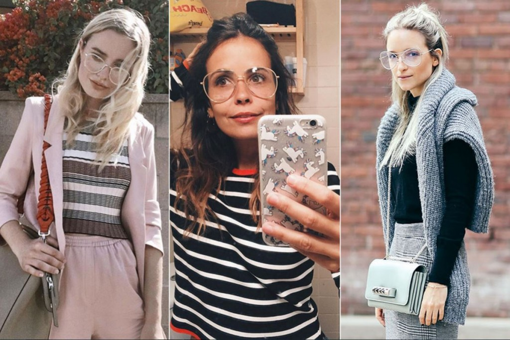 Gafas nerds blogueras instagram