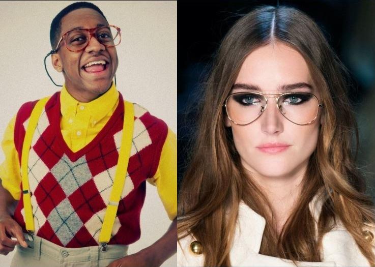 994761bc43 Las gafas de Steve Urkel arrasan. ¿Lo nerd está de moda? - Blog a ...