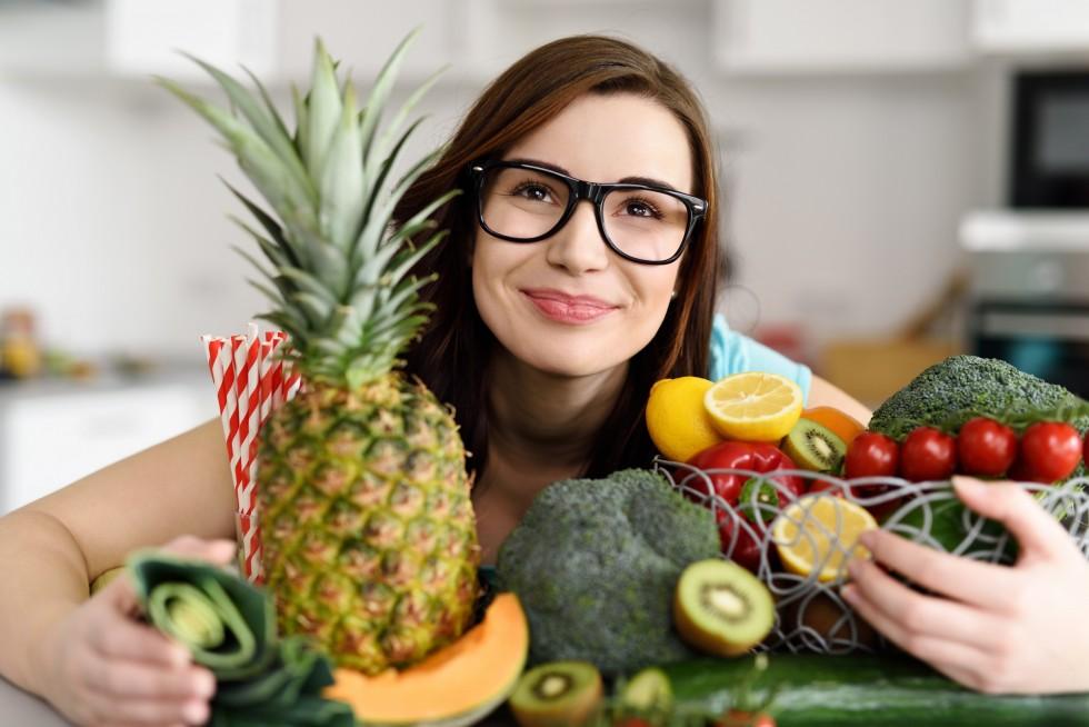 alimentos que mejoran la visión