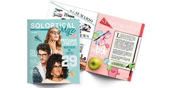 Soloptical Magazine Otoño17