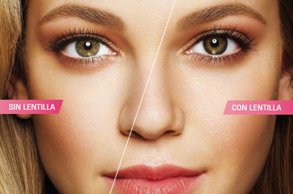 Lentillas cosmeticas Acuvue Define