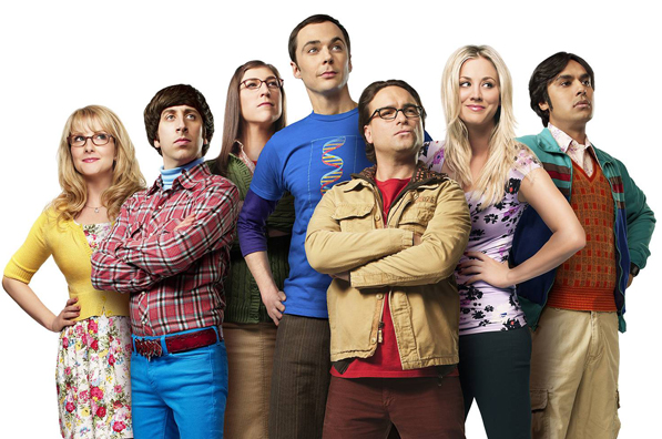 Serieadictos. Gafas en The Big Bang Theory