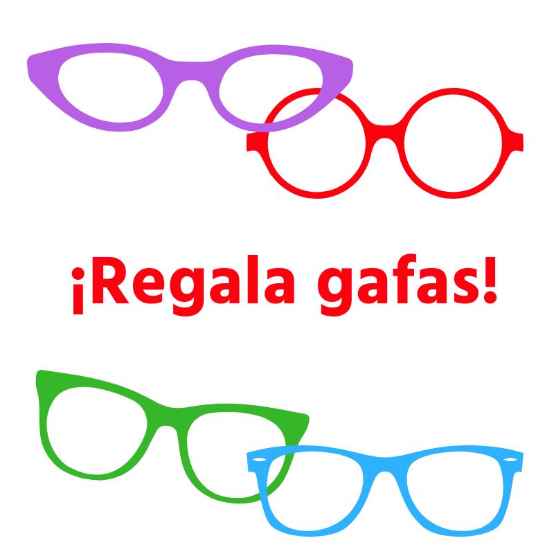 9e87743b76 En Soloptical esta Navidad te proponemos que ¡regales gafas! Renueva la  mirada de los que más quieres.