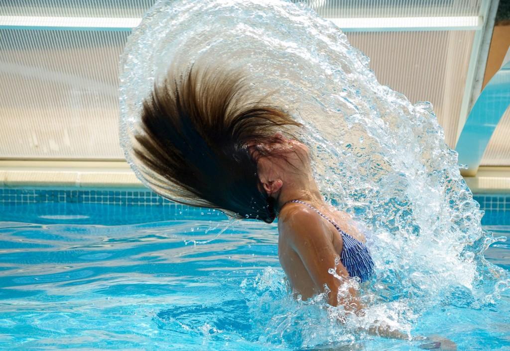 imagen de natación